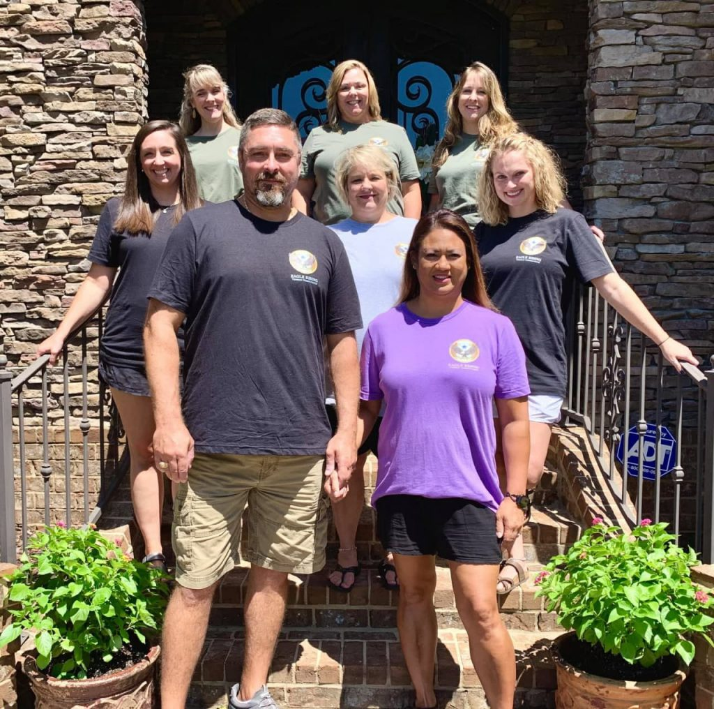The team at Eagle Rising Veteran Consultants